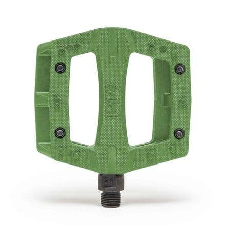 """Eclat Contra BMX Pedal 9/16"""" Army Green"""